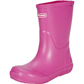 Viking Footwear Classic Indie Rubber Boots Children pink